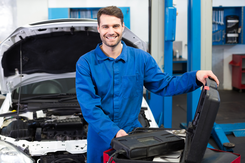 Becoming an Automotive Technician