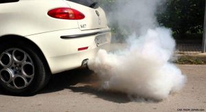 Doable Causes Smoke is Coming From Your Car's Tailpipe