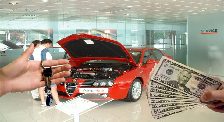 Get in the Thick with the Action As an Automotive Business Manager