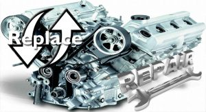How you can Replace Or Repair Your Car Engine