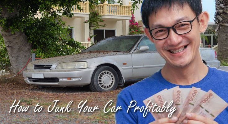How to Junk Your Car Profitably