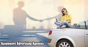 Automotive Advertising Agencies Favor Promoting Platforms Vs Person Vendor Applications