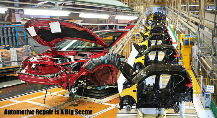 Automotive Repair Is A Big Sector